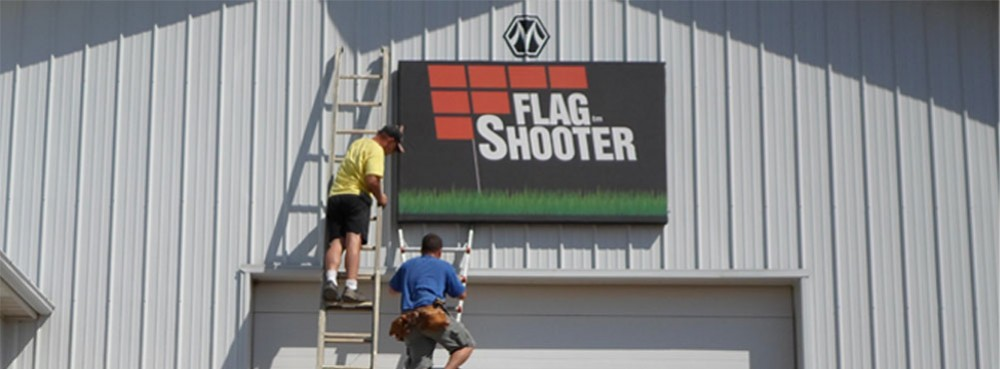 The Flag Shooter Story